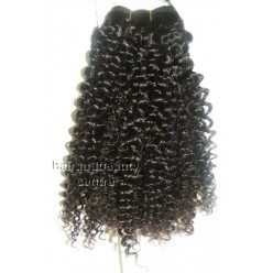 kinky Curl Weave 12 color 1b
