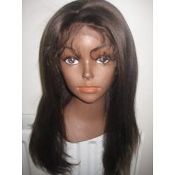 Full Lace Wig Yaki 16inch colour 2