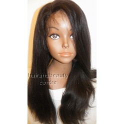 No glue Lace Wig Yaki Straight 16inch