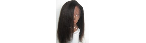 Chinese Hair Lace Wig