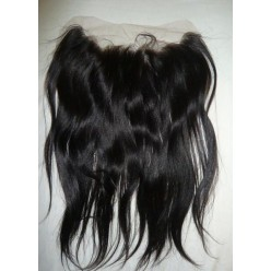 Lace Frontal yaki Straight 16inch colour 1b