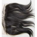 Lace Frontal  Virgin Hair Light Yaki Straight 14inch