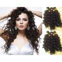 Peruvian Curl 12 - 16inch - handtied weft