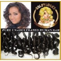 12inch Unadultrated Human Hair  1B