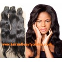 Brazilian virgin hair  18 to 24inch Natural Straight