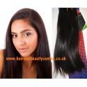 Malaysian 8 to 14inch Virgin hair Silky Straight