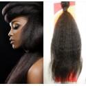 kinky Straight 12 to 18inch Virgin Hair