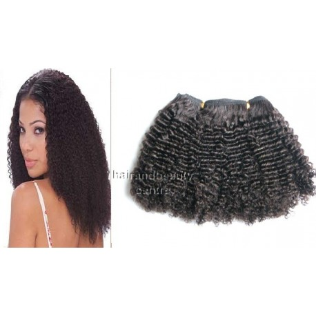 Natural Afro Kinky Curl 10 to 14inches 1b (4 ounces)