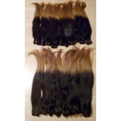 Peruvian Hair Ombre 1kg - 10 Bundles