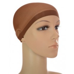 Lace Wig Cap  Medium Brown