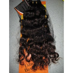 Brazilian Virgin Hair 12inch Natural curl