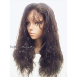 Lace Front Wig Indian Remy hair Bodywave 16inch 2