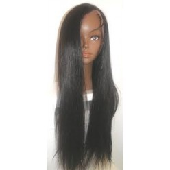Full Lace Wig Malaysian virgin straight 26inch