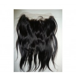 Lace Frontal Yaki Straight 12inch colour 1