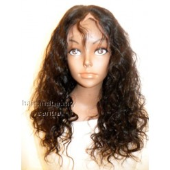Full Lace Wig Brazilian Virgin loosewave 16inch