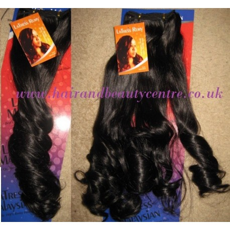 Malaysian Virgin hair Bodycurl  14inches 1B