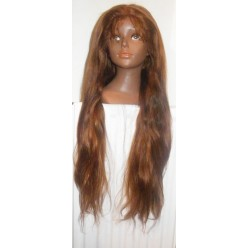 Custom Order Celebrity Undetectable Scalp Brazilian Virgin 30inch 150%  density